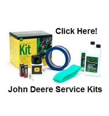John DeereMaintenance Kit.  Save time Save Money!  Order John Deere Service Kits online today.