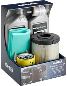 Kohler Maintenance Kit 16 789 01-S available at Louisville Tractor. Buy Tune Up Kits online.
