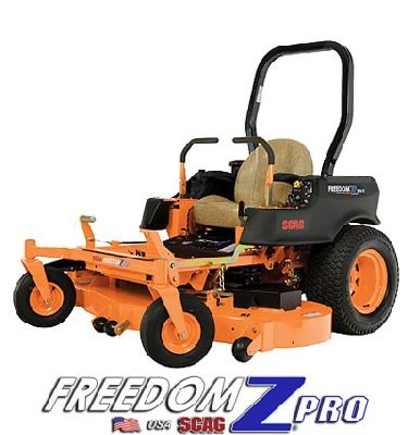 Find all your Scag Freedom Z Pro Parts at Louisville Tractor.  Free Look Up using our Scag Freedom Z Pro Part Diagrams.